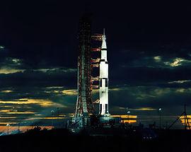 サターンVロケット